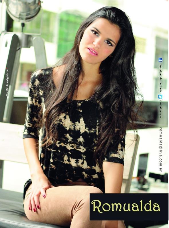 Aviso Cosmopolitan Revista Invierno 2014 cliente: Romualda